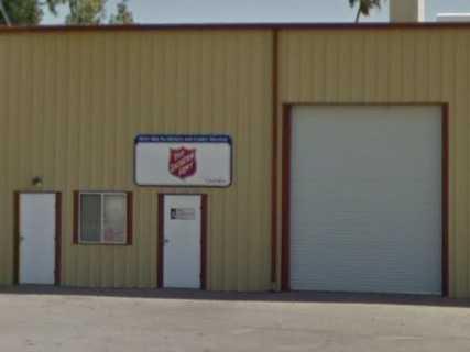 Salvation Army San Joaquin (USDA) Food Pantry