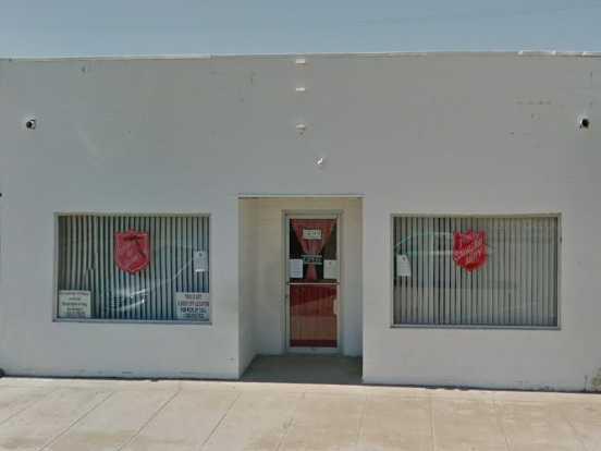 Salvation Army Selma Food Pantry