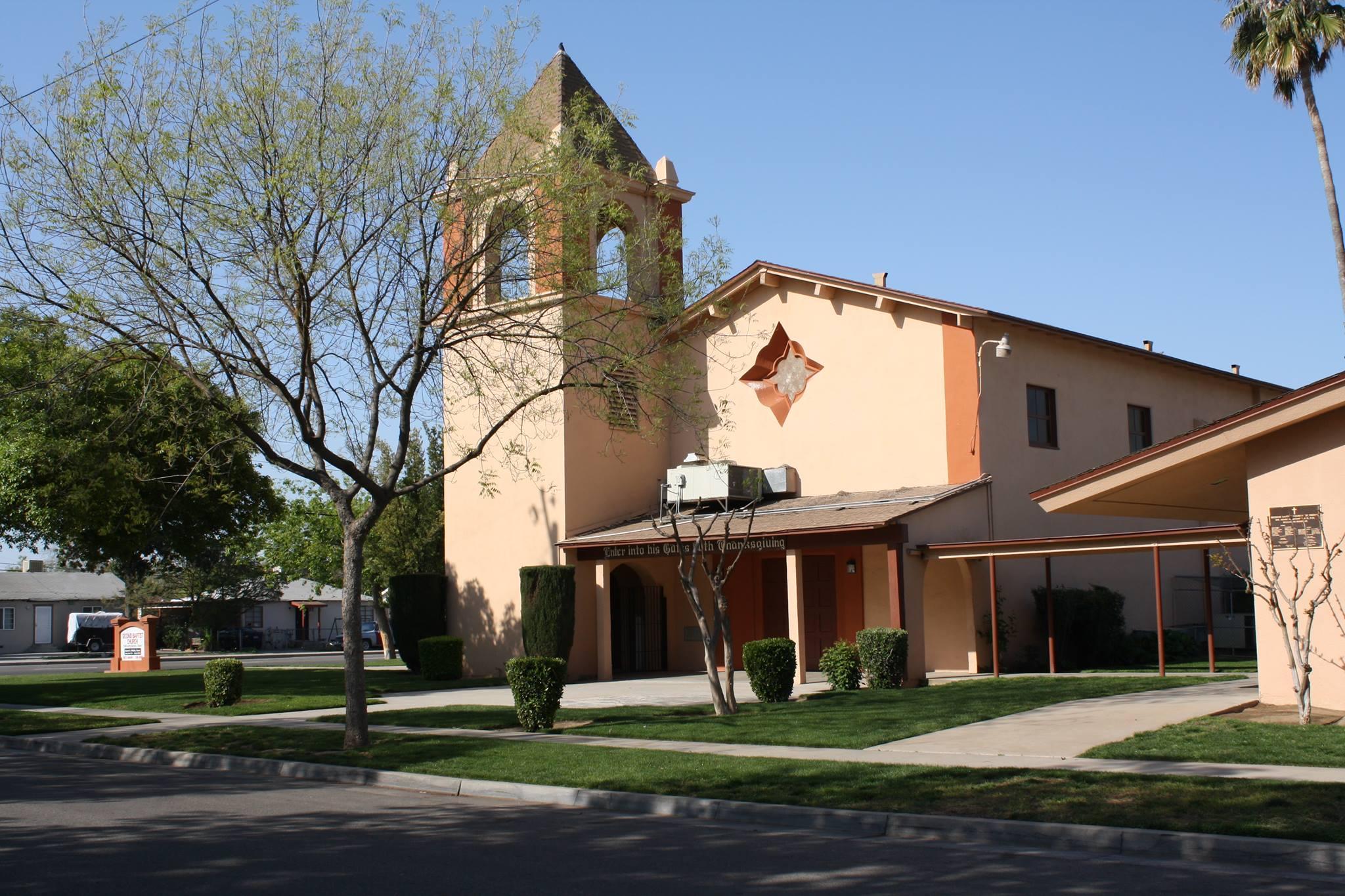 Second Baptist Church (USDA) Food Pantry