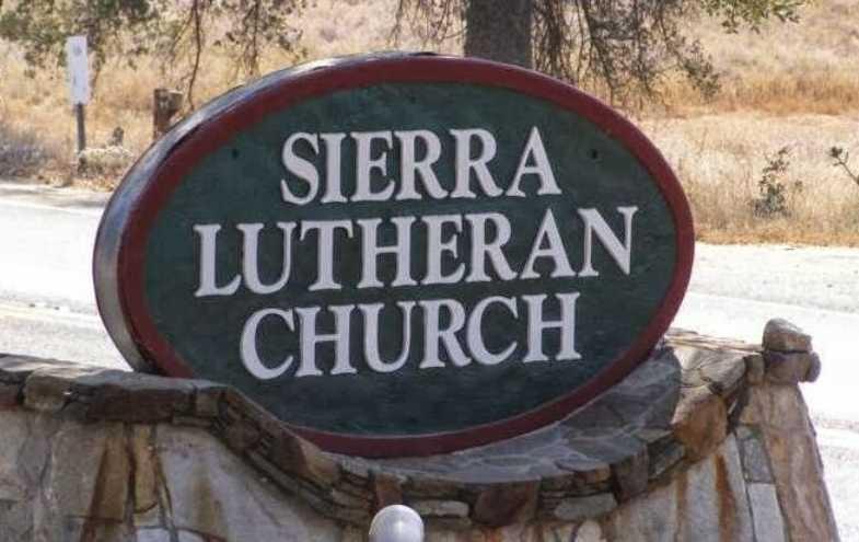 Sierra Lutheran Church (USDA) Food Pantry