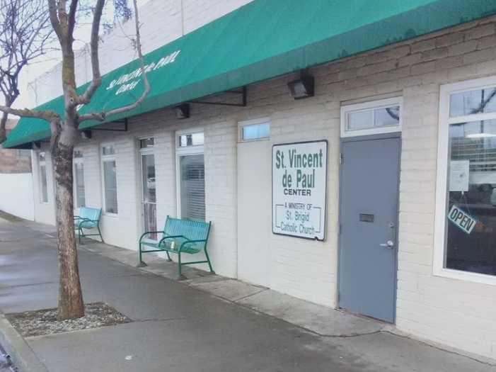 St. Brigid Community Outreach Center Food Pantry