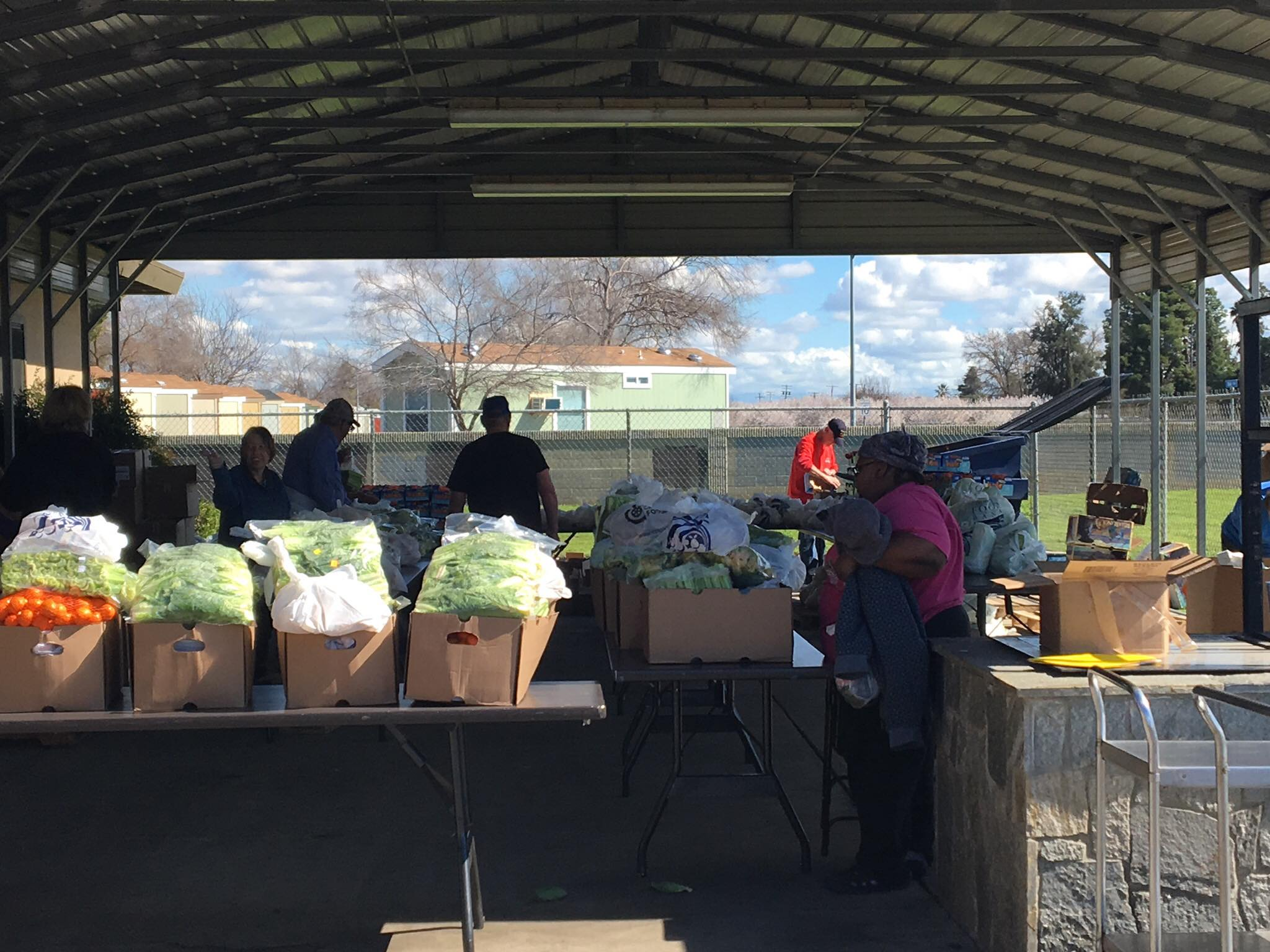 The Pixley Foundation Food Pantry