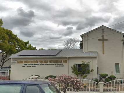 San Jose Vietnamese Seventh Day Adventist Church Free Meals