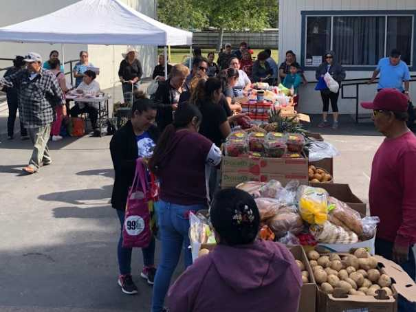 Nyeland Promise @ Garden Acres Mutual Water Company- Food Pantry