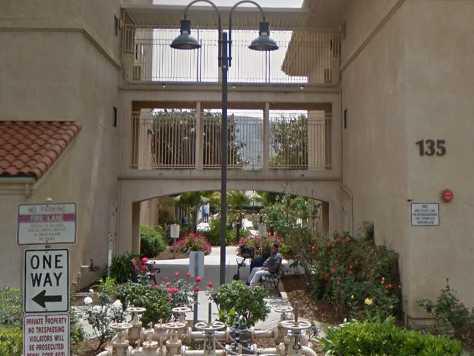 The Santa Paulan Apartments- Food Pantry