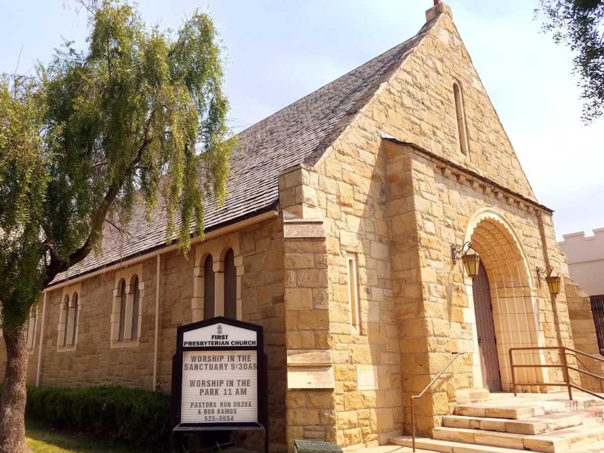 Spirit of Santa Paula/ Many Meals @1st Presbyterian Church- Food Pantry