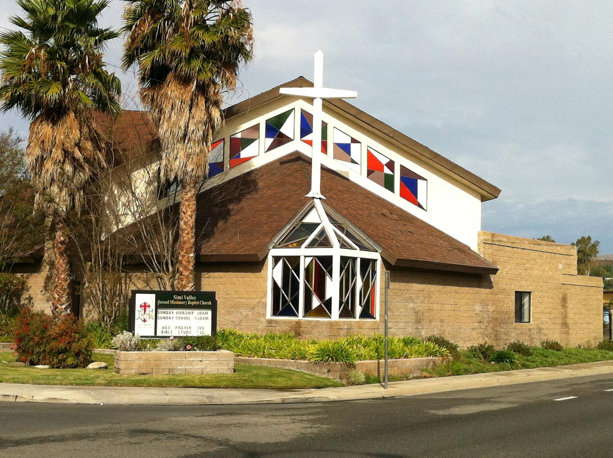 Simi Second Missionary Baptist- Food Pantry