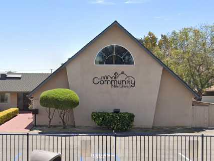 Community Bible Church- Food Pantry