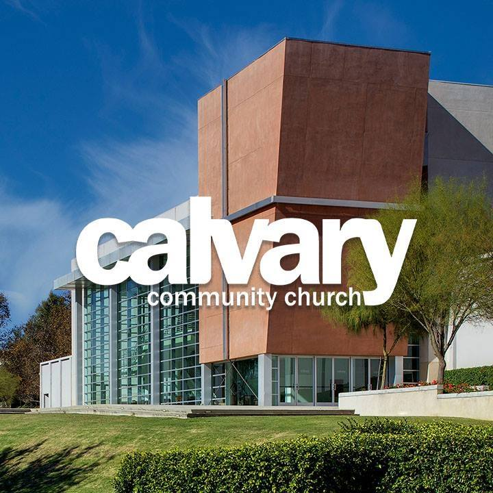 Calvary Community Church - Food Pantry