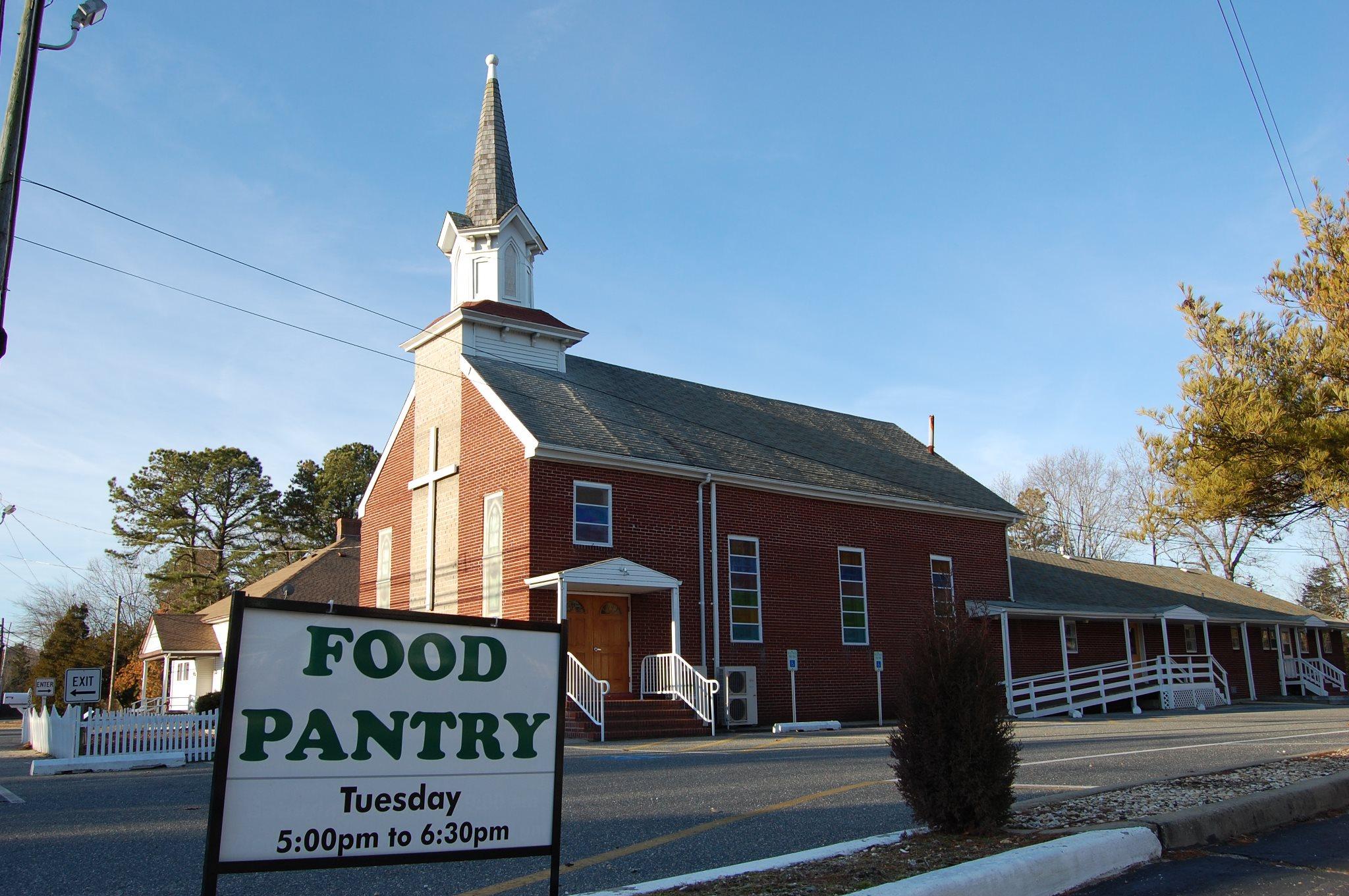 Cedar Run Assembly of God - Food Pantry
