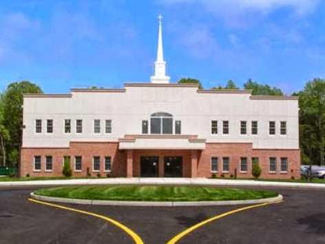 Christ Church Pantry - Howell
