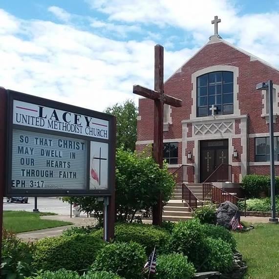 Lacey United Methodist Church - Food Pantry