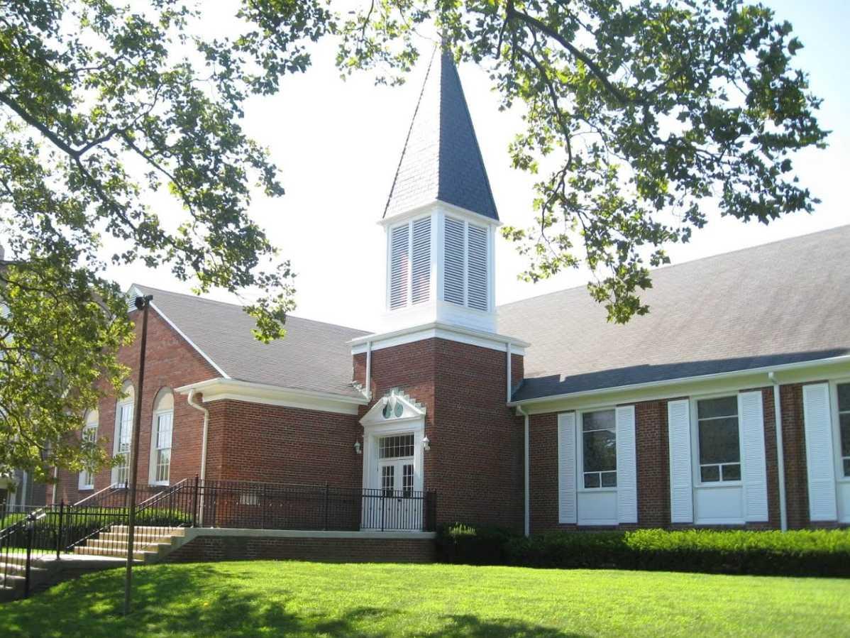 Lutheran Church of Atonement Pantry