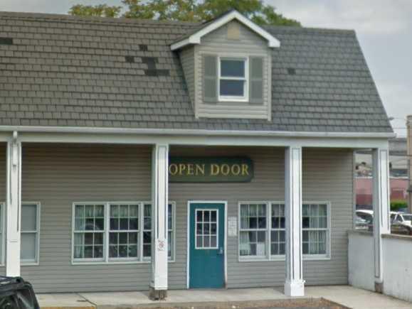 Open Door Pantry