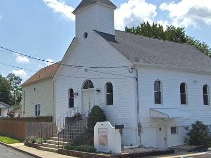 Providence Baptist Pantry
