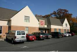 Salvation Army Food Pantry – Red Bank