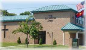 Salvation Army Pantry Asbury Park