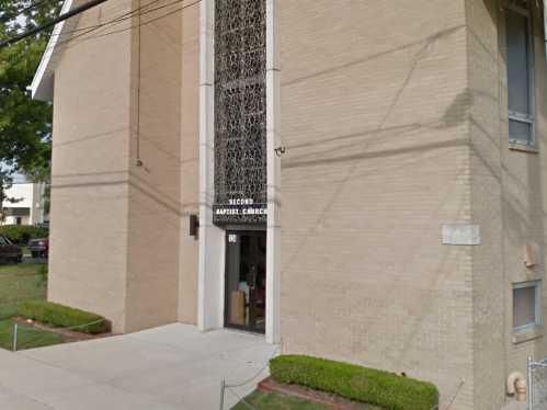Second Baptist Church Pantry