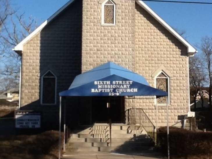 Sixth Street Baptist Pantry