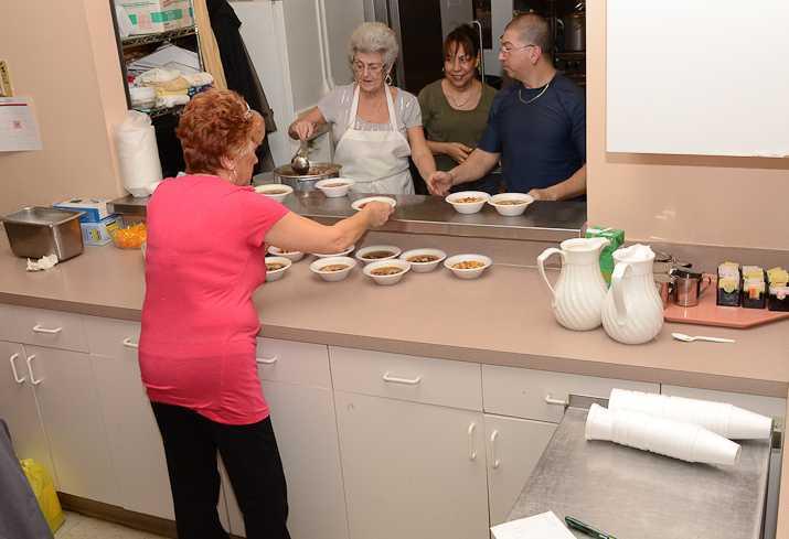 Upper Room Soup Kitchen
