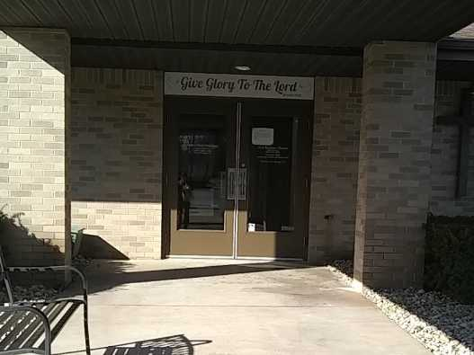 Christ's Commissary Food Pantry