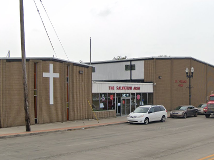 Salvation Army East Chicago - Food Pantry & Soup Kitchen