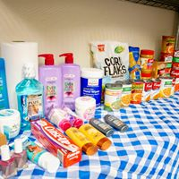 City Team Ministries Food Pantry
