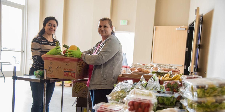 Circle of Care Food Pantry at Crossroads Church