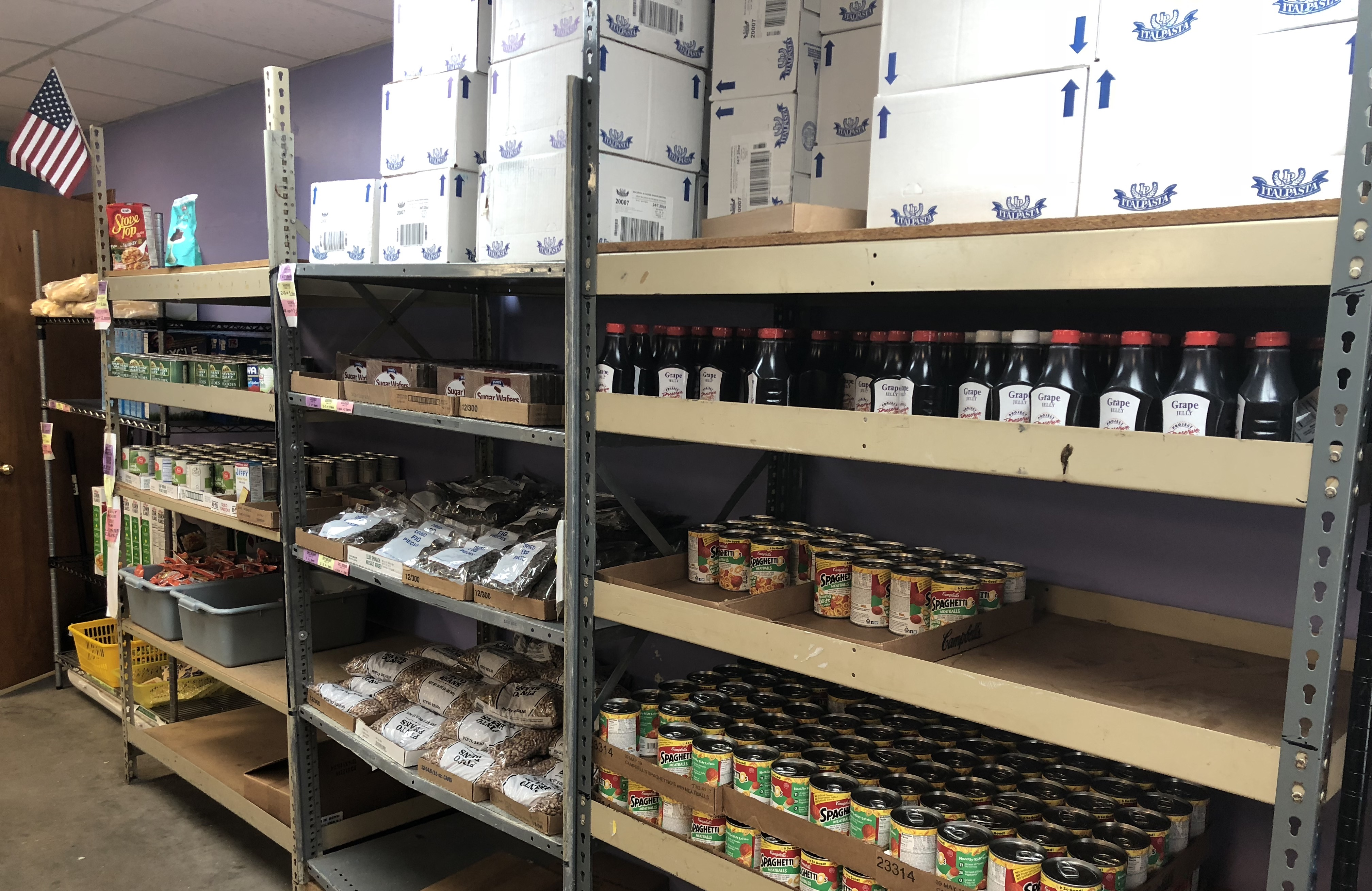 MANNA Food Pantry - Houston