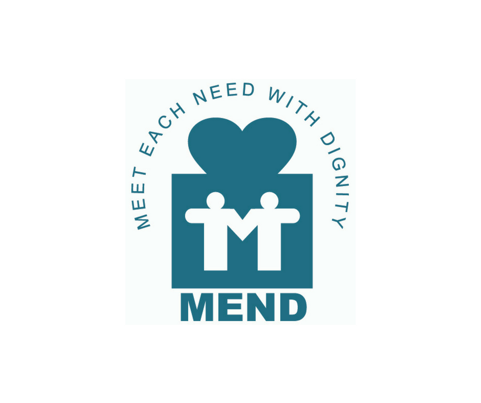 Mend Poverty - Food Pantry