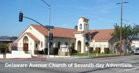 Delaware Avenue Seventh-day Adventist Church - Food Pantry