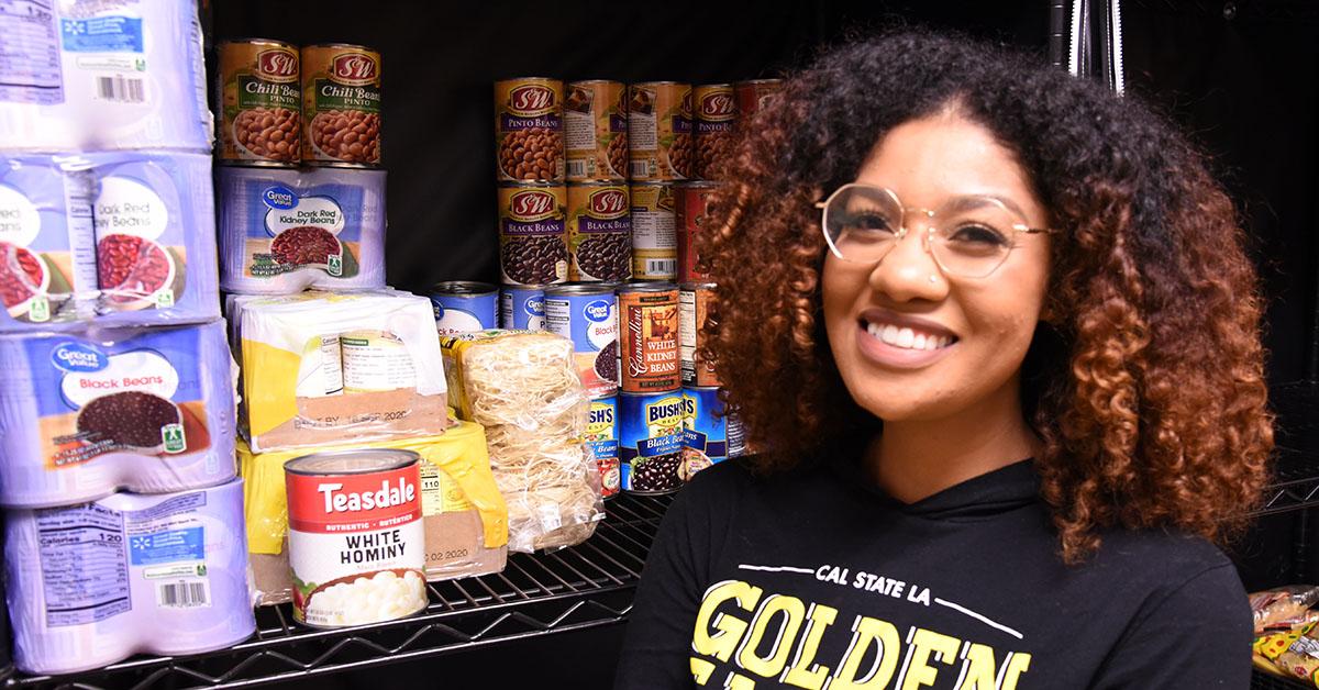 Cal State LA Food Pantry