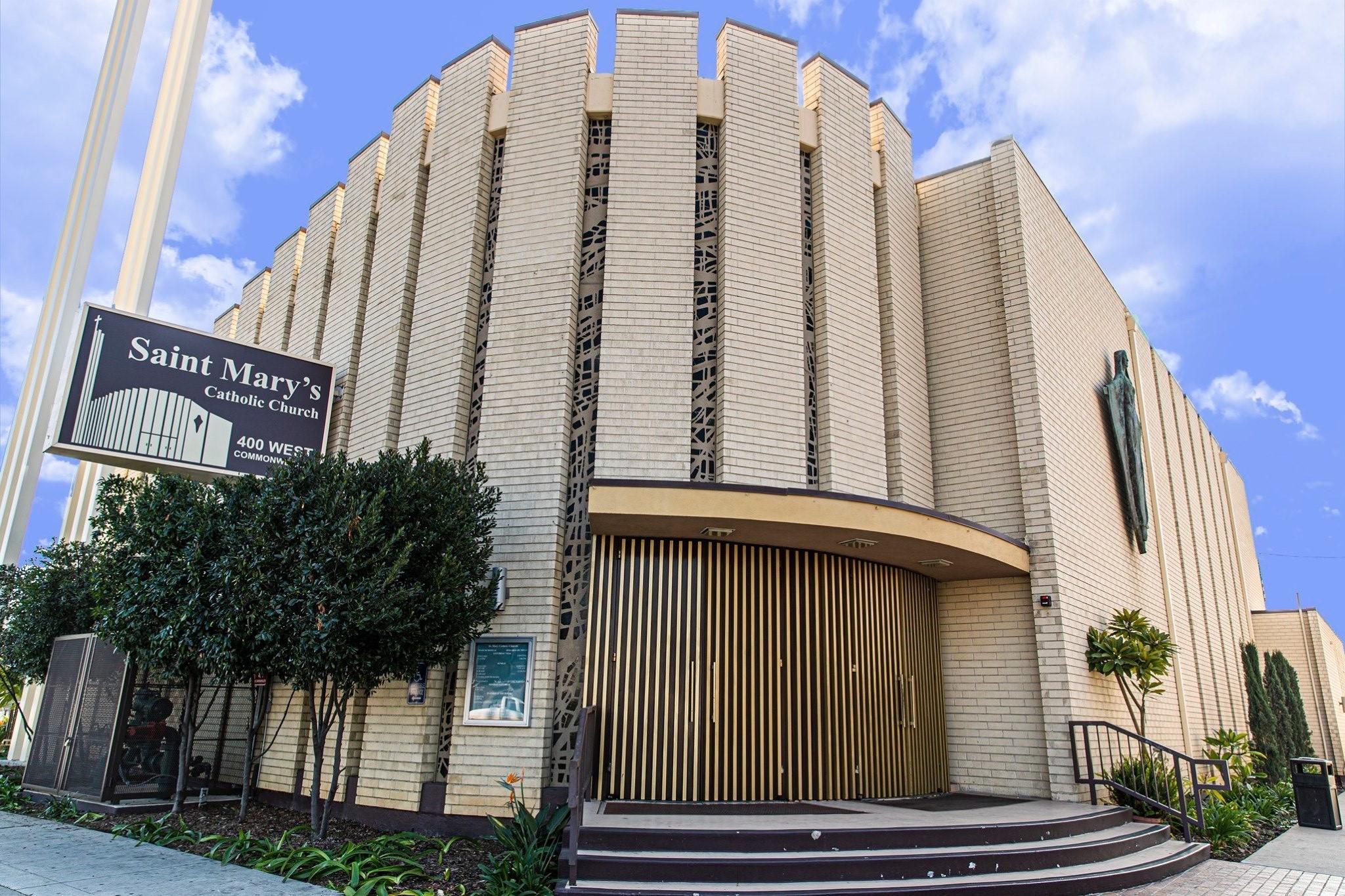 Saint Mary Church - Food Pantry