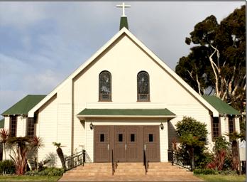 Saint Mary's by the Sea Church - Food Pantry
