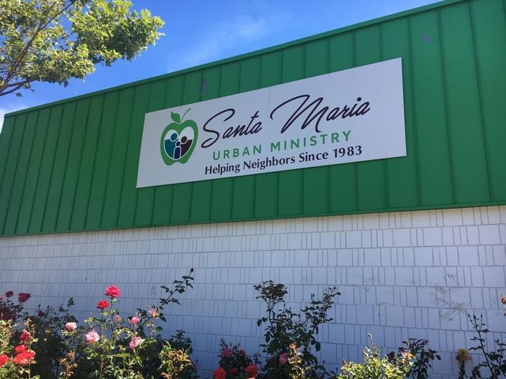 Santa Maria Urban Ministry - Food Pantry