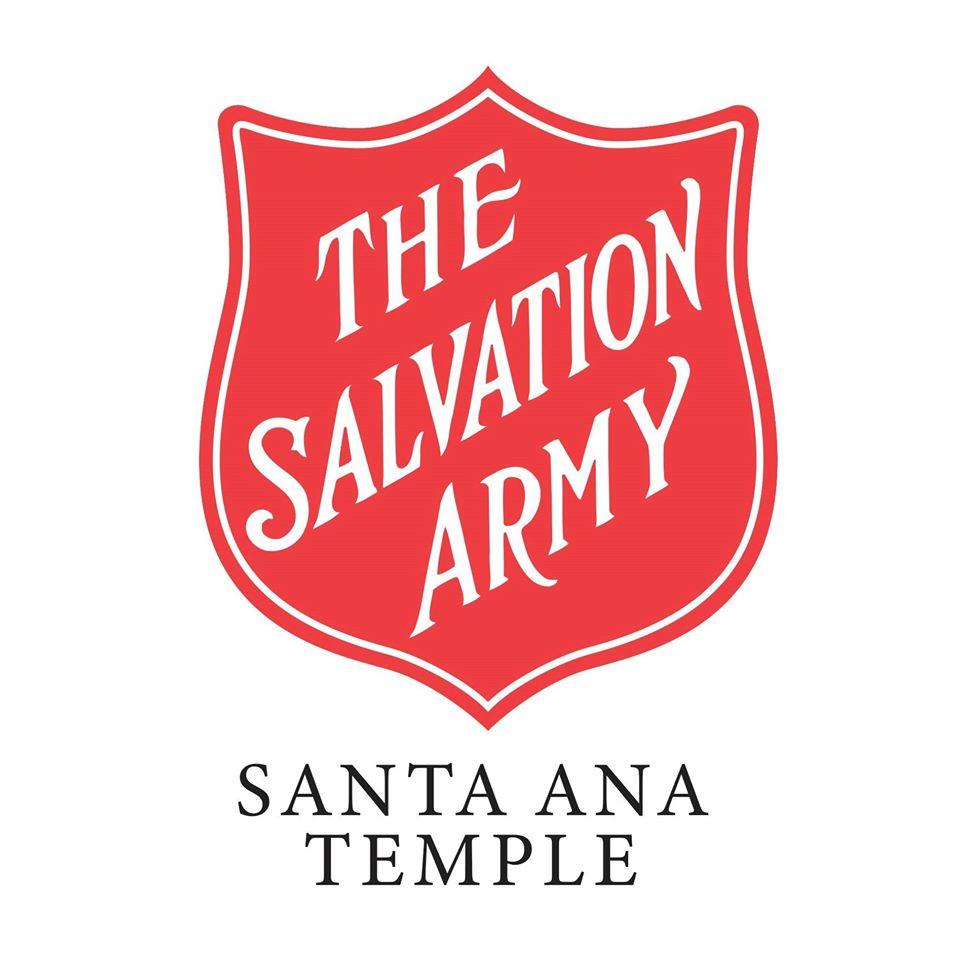 Salvation Army Santa Ana - Food Pantry