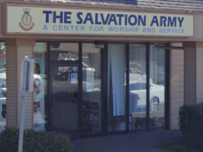 Salvation Army of Vallejo - Food Pantry