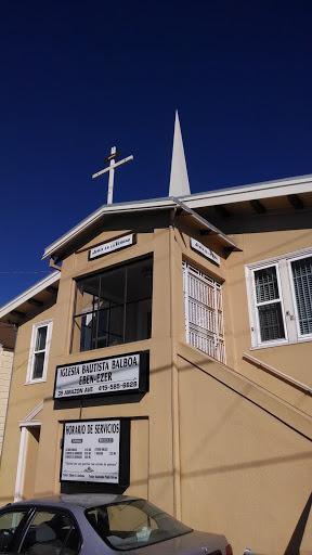 Iglesia Bautista Balboa Eben-ezer