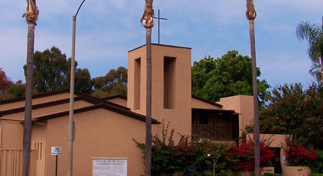 San Felipe de Jesus Church - Food Pantry