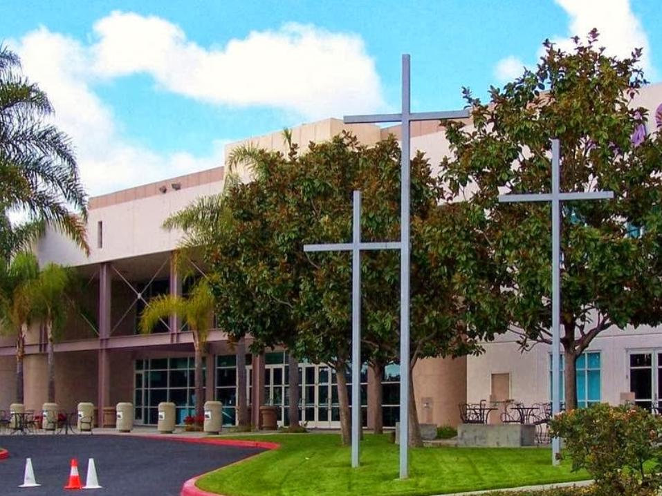 Coast Hills Community Church - Food Pantry