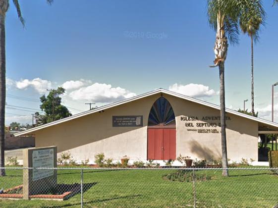 Anaheim Spanish Church