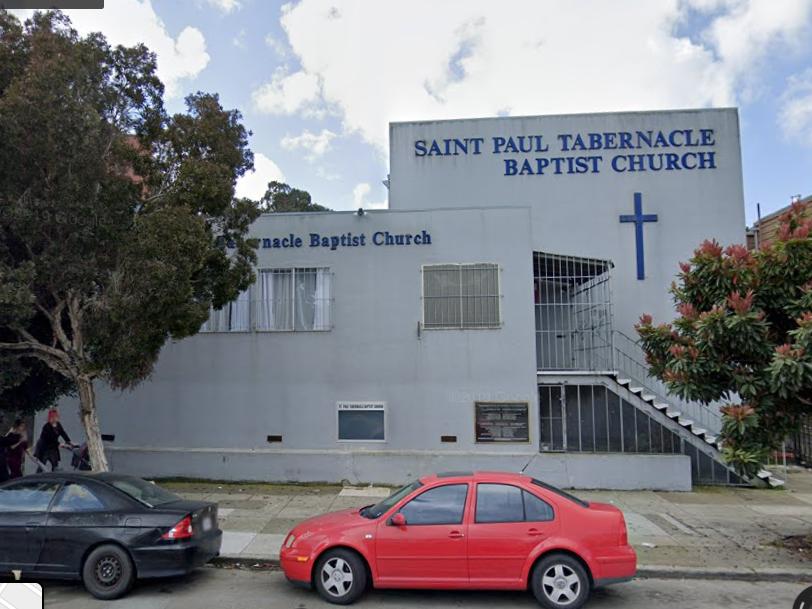 St Paul Tabernacle Baptist
