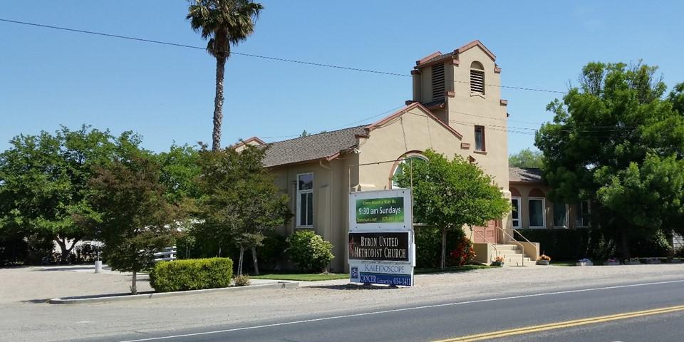 Delta Christian Community Food Pantry - Byron Methodist Church