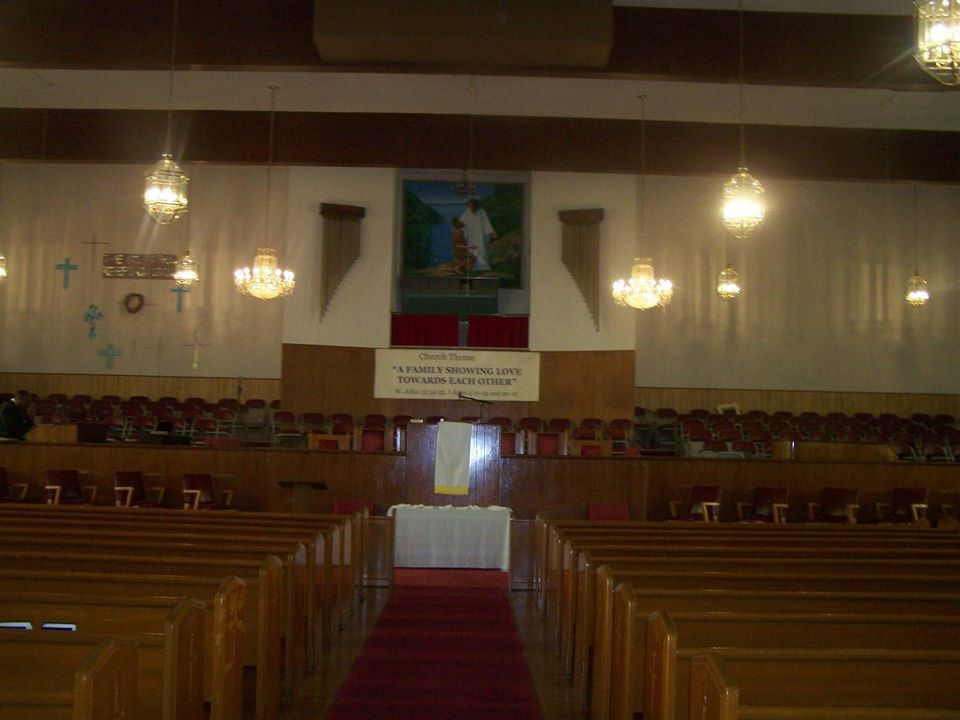 North Richmond Missionary Baptist Church Food Pantry