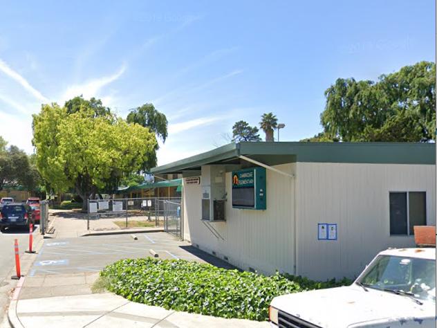 Cambridge Elementary - Pantry