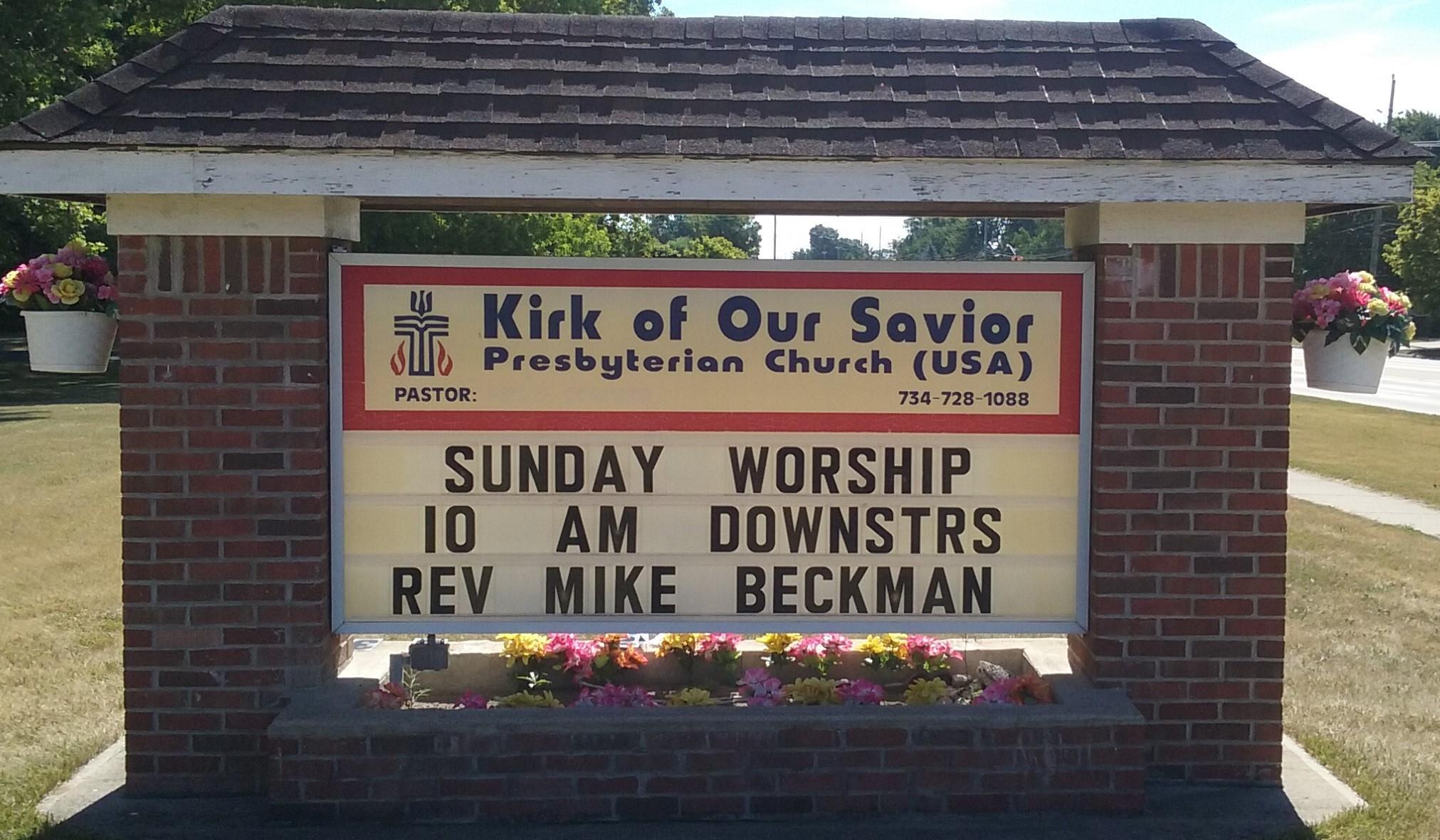 Kirk of Our Savior