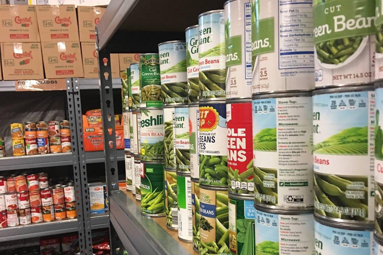 Stowe Mission Food Pantry