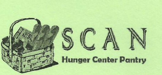 SCAN Hunger Center Pantry