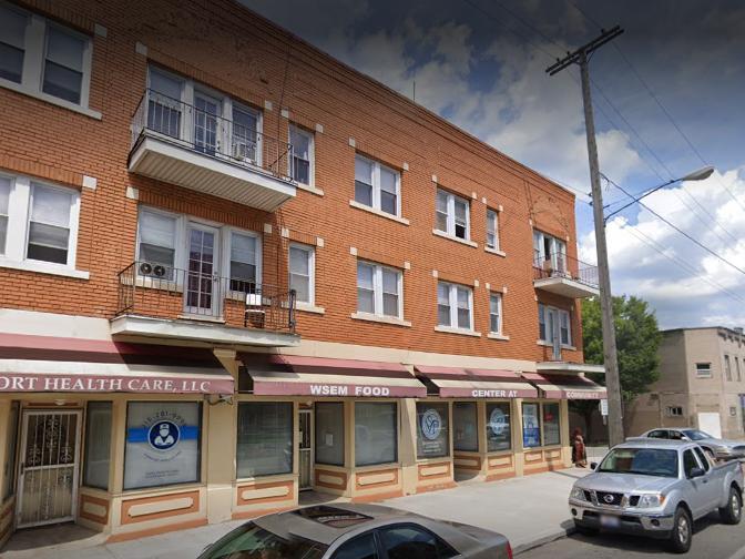 Wsem Food Center at Near West - St Patrick's Club Building