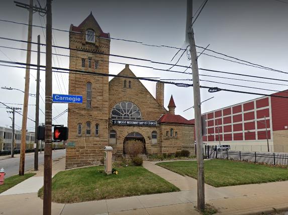 St Timothy Missionary Baptist Church